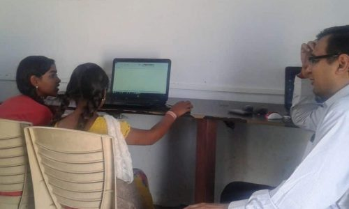 computer lab at spcl